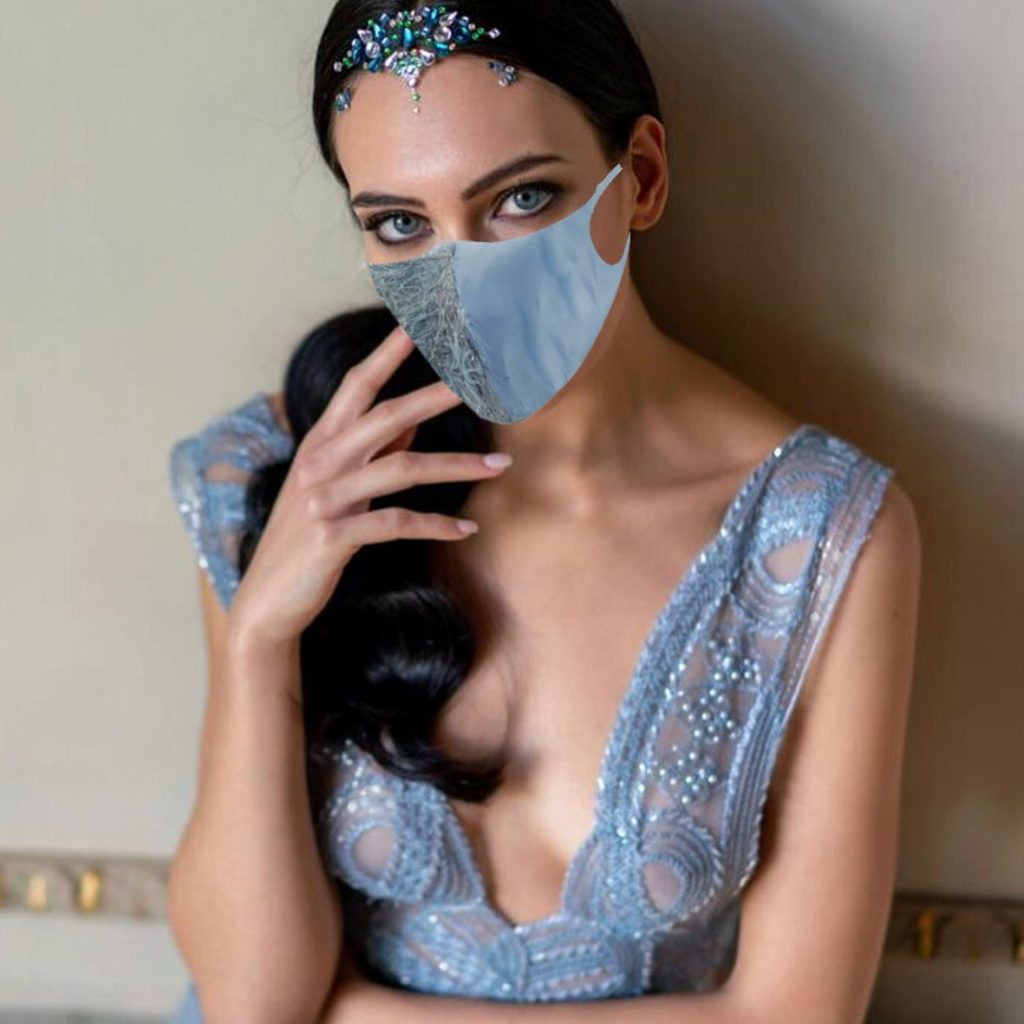 Elegant Glamour Masks to Stay Safe and Chic