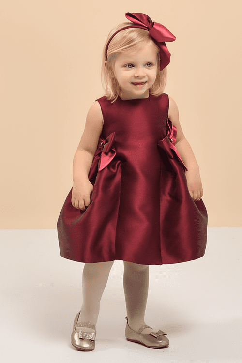 Daughter Glamour Red Dress