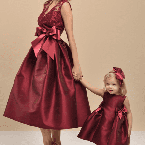 Ada Sorrentino mother&daughter Dress Italian Luxury Shopping