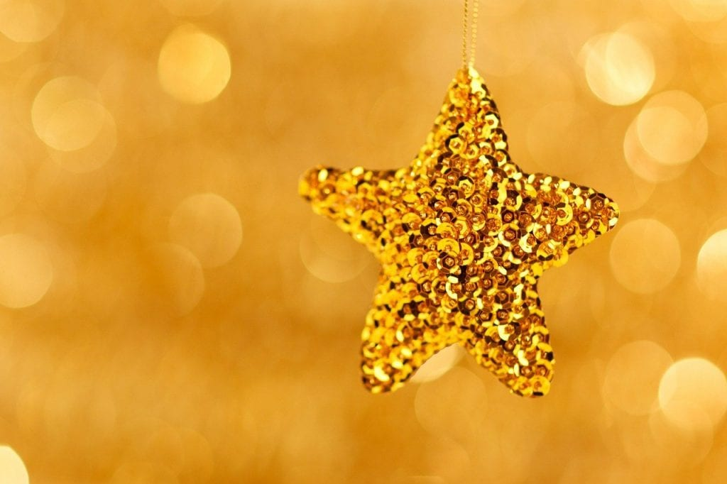 star, decoration, background